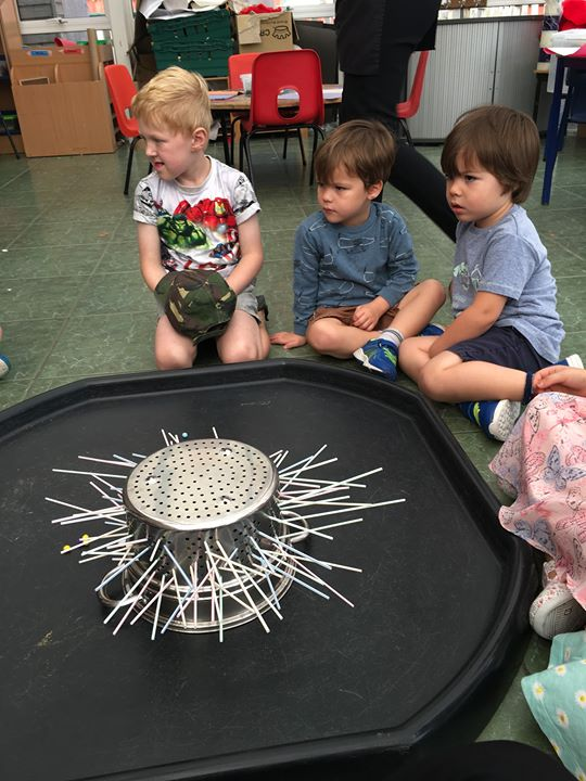 Tewkesbury Toddlers and Holiday Clubbers have been play...