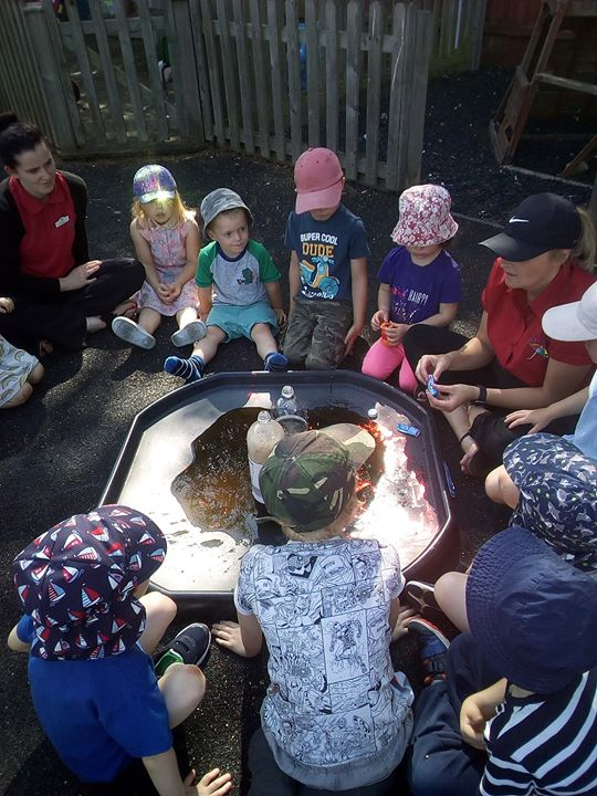This week in Tewkesbury Pre School we have been very bu...
