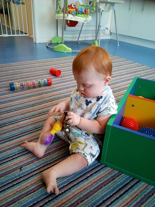 This week the babies in baby unit have been exploring l...